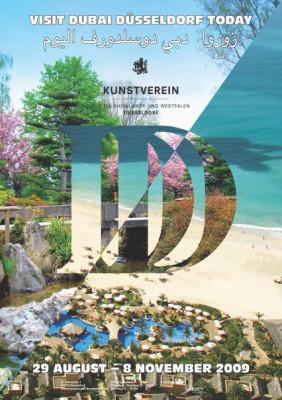 Dubai Düsseldorf Exhibition Poster