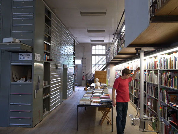The Archive as a Productive Space of Conflict - Studio Miessen