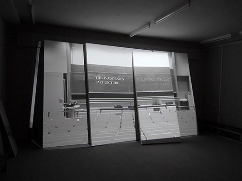 Hito Steyerl e-flux / Wilfried Lentz