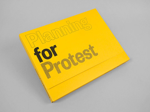 planning for protest Studio Miessen