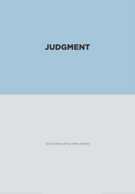 Judgment Studio Miessen