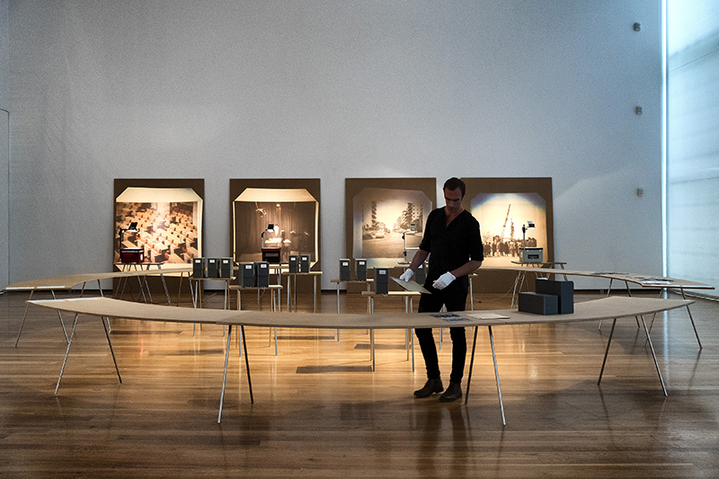 Studio Miessen Stefanos Tsivopoulos the precarious archive
